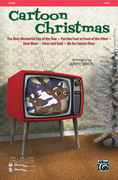 Johnny Marks Cartoon Christmas