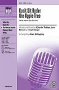 Cover icon of Don't Sit Under the Apple Tree sheet music for choir (SSA: soprano, alto) by Charles Tobias, Charles Tobias, Lew Brown and Alan Billingsley, intermediate skill level