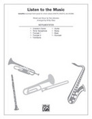 Cover icon of Listen to the Music (COMPLETE) sheet music for Choral Pax by Tom Johnston and Kirby Shaw, easy/intermediate skill level