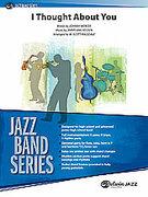 I Thought About You (COMPLETE) for jazz band - jimmy van heusen band sheet music