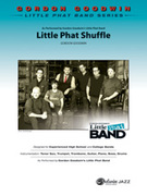 Cover icon of Little Phat Shuffle (COMPLETE) sheet music for jazz band by Gordon Goodwin, intermediate skill level