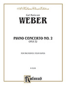 Piano Concerto No. 2 (COMPLETE) for two pianos, four hands - two pianos concerto sheet music