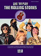 Cover icon of Dandelion sheet music for ukulele (tablature) by Mick Jagger, The Rolling Stones and Keith Richards, easy/intermediate skill level