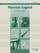 Cover icon of Slavonic Legend (COMPLETE) sheet music for full orchestra by Elliot Del Borgo, easy skill level
