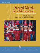 Cover icon of Funeral March of a Marionette (COMPLETE) sheet music for concert band by Stephen Squires, classical score, easy/intermediate skill level