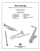 Cover icon of You're the Top (COMPLETE) sheet music for Choral Pax by Cole Porter and Mark Hayes, easy/intermediate skill level