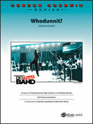Cover icon of Whodunnit? (COMPLETE) sheet music for jazz band by Gordon Goodwin, advanced skill level