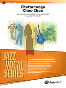 Cover icon of Chattanooga Choo Choo sheet music for jazz band (full score) by Anonymous, intermediate/advanced skill level