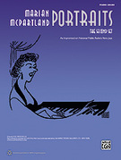 Cover icon of A Portrait of Keith Jarrett sheet music for piano solo by Marian McPartland, intermediate skill level