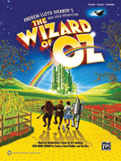 Cover icon of We're Outta the Woods (from Andrew Lloyd Webber's The Wizard of Oz) sheet music for piano, voice or other instruments by Harold Arlen, Herbert Stothart and E.Y. Harburg, easy/intermediate skill level