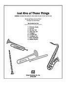 Cover icon of Just One of Those Things (COMPLETE) sheet music for Choral Pax by Cole Porter and Mark Hayes, easy/intermediate skill level
