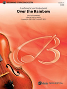 Cover icon of Over the Rainbow (COMPLETE) sheet music for string orchestra by Harold Arlen and Bob Cerulli, wedding score, easy/intermediate skill level