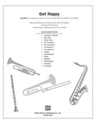 Cover icon of Get Happy sheet music for Choral Pax (full score) by Harold Arlen, Ted Koehler and Philip Kern, easy/intermediate skill level