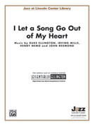 Cover icon of I Let a Song Go Out of My Heart (COMPLETE) sheet music for jazz band by Duke Ellington, Irving Mills and John Redmond, intermediate skill level