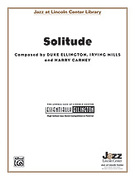 Solitude (COMPLETE) for jazz band - advanced irving mills sheet music