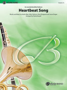 Heartbeat Song (COMPLETE) for concert band - intermediate kelly clarkson sheet music