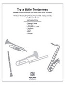 Cover icon of Try a Little Tenderness (COMPLETE) sheet music for band or orchestra by Harry Woods, Jimmy Campbell and Kirby Shaw, easy/intermediate skill level