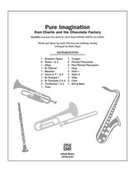 Pure Imagination (COMPLETE) for band or orchestra - movies band sheet music