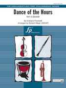 Dance of the Hours (COMPLETE) for full orchestra - intermediate amilcare ponchielli sheet music