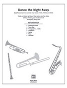 Dance the Night Away (COMPLETE) for band or orchestra - pop band sheet music