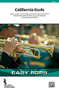 Cover icon of California Gurls (COMPLETE) sheet music for marching band by Katy Perry, Bonnie McKee and Benny Blanco, intermediate skill level