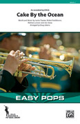Cover icon of Cake by the Ocean (COMPLETE) sheet music for marching band by Justin Tranter, Joe Jonas and DNCE, intermediate skill level