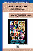 Cover icon of Hairspray Jam (COMPLETE) sheet music for marching band by Anonymous, intermediate skill level