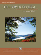 Cover icon of The River Seneca (COMPLETE) sheet music for concert band by Rossano Galante, intermediate skill level