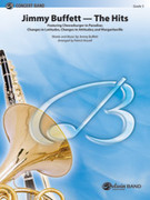 Cover icon of Jimmy Buffett--The Hits (COMPLETE) sheet music for concert band by Jimmy Buffet, intermediate skill level