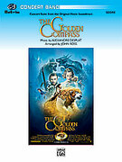 Cover icon of The Golden Compass (COMPLETE) sheet music for concert band by Alexandre Desplat, easy/intermediate skill level