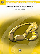 Cover icon of Defender of Time sheet music for string orchestra (full score) by Rob Grice, beginner skill level