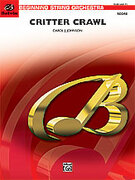 Cover icon of Critter Crawl (COMPLETE) sheet music for string orchestra by Carol J. Johnson, easy/intermediate skill level