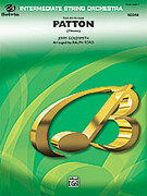 Cover icon of Patton (COMPLETE) sheet music for string orchestra by Jerry Goldsmith, easy/intermediate skill level