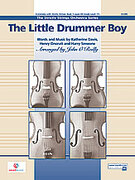 Cover icon of The Little Drummer Boy sheet music for string orchestra (full score) by Katherine Davis, Harry Simeone and Bob Cerulli, easy skill level