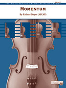 Cover icon of Momentum (COMPLETE) sheet music for string orchestra by Richard Meyer, easy/intermediate skill level