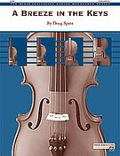 Cover icon of A Breeze in the Keys sheet music for string orchestra (full score) by Doug Spata, easy/intermediate skill level