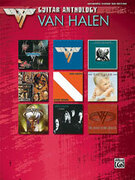 Cover icon of Feel Your Love Tonight sheet music for guitar solo (authentic tablature) by Edward Van Halen and Edward Van Halen, easy/intermediate guitar (authentic tablature)
