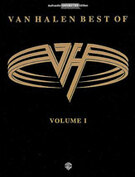Cover icon of Can't Get This Stuff No More sheet music for guitar solo (authentic tablature) by Edward Van Halen and Edward Van Halen, easy/intermediate guitar (authentic tablature)