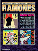 Cover icon of I Wanna Be Sedated sheet music for guitar or voice (lead sheet) by Ramones, easy/intermediate skill level