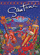 Cover icon of Wishing It Was sheet music for guitar or voice (lead sheet) by Carlos Santana and Carlos Santana, easy/intermediate skill level