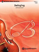 Cover icon of Swinging (COMPLETE) sheet music for string orchestra by Jack Bullock, easy skill level