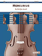 Cover icon of Mercurius sheet music for string orchestra (full score) by Shirl Jae Atwell, intermediate skill level