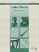 Cover icon of LAKE DANCE/HFO sheet music for full orchestra (full score) by William G. Harbinson, intermediate skill level