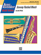 Cover icon of Seaway Festival March (COMPLETE) sheet music for concert band by John O'Reilly, beginner skill level