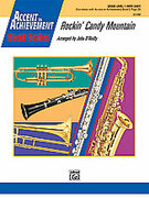Cover icon of Rockin' Candy Mountain (COMPLETE) sheet music for concert band by John O'Reilly, beginner skill level