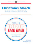 Cover icon of Christmas March (COMPLETE) sheet music for concert band by Anonymous, beginner skill level