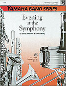Cover icon of Evening at the Symphony (COMPLETE) sheet music for concert band by Sandy Feldstein, classical score, beginner skill level