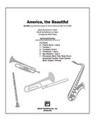 Cover icon of America, the Beautiful (COMPLETE) sheet music for Choral Pax by Samuel Augustus Ward, Katherine Lee Bates, Samuel Augustus Ward and Mark Hayes, easy/intermediate skill level