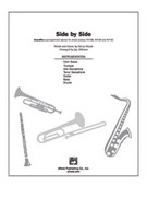 Cover icon of Side by Side (COMPLETE) sheet music for Choral Pax by Anonymous and Jay Althouse, easy/intermediate skill level