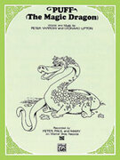 Cover icon of Puff (The Magic Dragon) sheet music for piano, voice or other instruments by Peter Yarrow and Peter, Paul & Mary, easy/intermediate skill level
